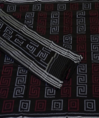 RM 32 Sambalpuri  Cotton Saree