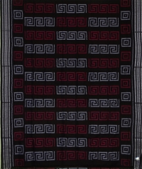 RM 32 Sambalpuri  Cotton Saree