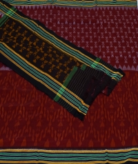 RM 24 Sambalpuri  Cotton Saree