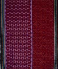 RM 24 Sambalpuri  Cotton Saree
