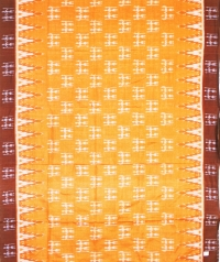 RM 12 Sambalpuri Cotton Saree