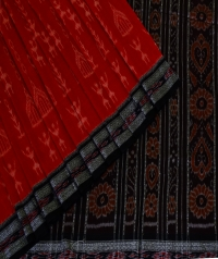 RM 09 Sambalpuri  Cotton Saree