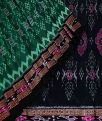 RM 23 Sambalpuri  Cotton Saree