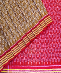 RM 21 Sambalpuri  Cotton Saree