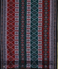 RM 07 Sambalpuri  Cotton Saree