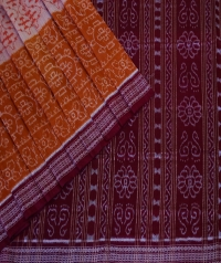 ATASHI (F) Sambalpuri Cotton Saree