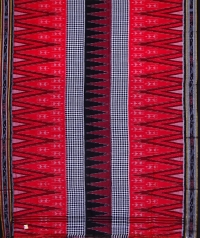 RM 22 Sambalpuri  Cotton Saree