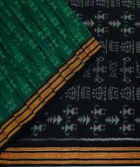 RM 13 Sambalpuri  Cotton Saree