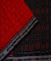 Bandha Bichitra (F) Sambalpuri  Cotton Saree