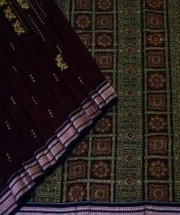 6444/198 B Sambalpuri  Bomkai Saree