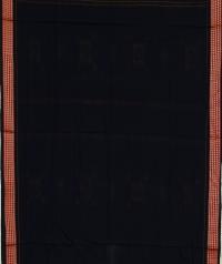 6444/402 Sambalpuri  Bomkai Saree