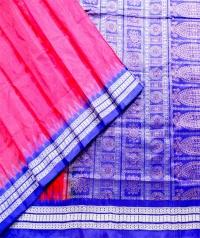 5055/377 F Sambalpuri Pata Saree