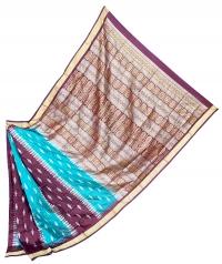 5055/575 Sambalpuri Pata Saree