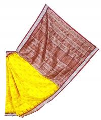 5055/577 Sambalpuri Pata Saree