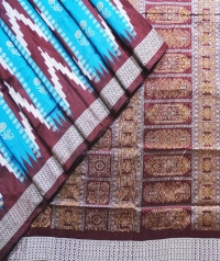 5055/529 Sambalpuri Silk Saree
