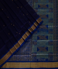 5055/412 Sambalpuri Silk Saree