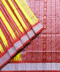 5055/595 Sambalpuri Silk Saree
