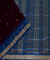 5055/600 Sambalpuri Silk Saree