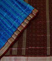 5055/409 C Sambalpuri Pata Saree