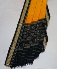 7114/73 F Sambalpuri Cotton Dupatta