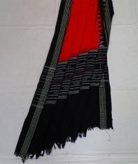 RUDRAKSHYA (F) Sambalpuri  Cotton Dupatta