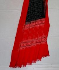 7114/104 Sambalpuri Cotton Dupatta