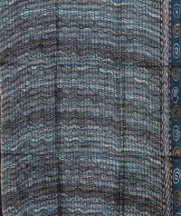 4429/58 Tassar Saree