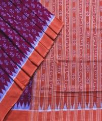 4144/41 Sambalpuri DRC Cotton saree