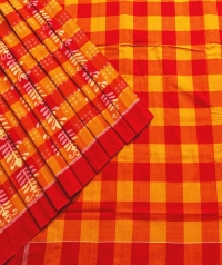 ORDRC/M-14 F Sambalpuri  DRC Cotton saree