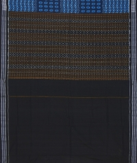 7444/1174 Sambalpuri  DRC Cotton saree