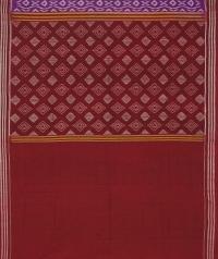 4144/59 Sambalpuri  DRC Cotton Saree