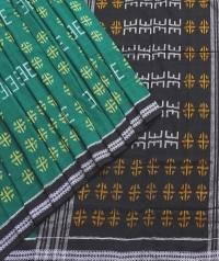 7444/817 Sambalpuri Cotton Saree