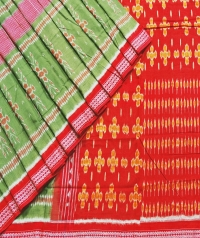 Jaya Kumari SP (F) Sambalpuri Cotton  Saree