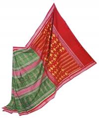 Jaya Kumari SP (F) Sambalpuri Cotton  Saree