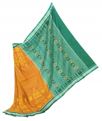7444/731 F Sambalpuri Cotton Saree