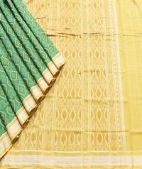 7444/1046 Sambalpuri Cotton Saree