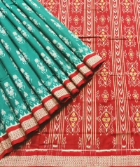 Puspa Kanti (B) Sambalpuri Cotton Saree
