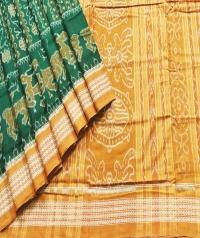 4413/28 Sambalpuri Cotton Saree