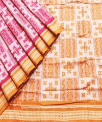 Adi Sakti (F) Sambalpuri Cotton Saree