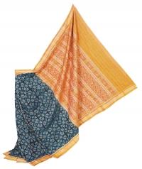7444/999 F Sambalpuri Cotton Saree