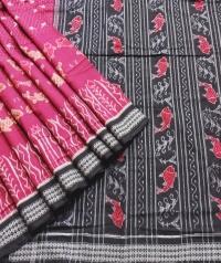 7444/1061 Sambalpuri Cotton Saree