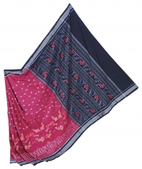 7444/1061 Sambalpuri Cotton Saree
