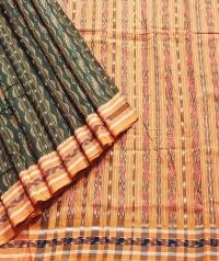 7444/1049 Sambalpuri Cotton Saree