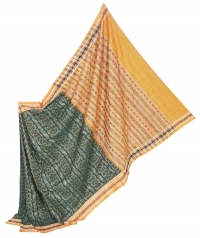 7444/1049 Sambalpuri Cotton Saree
