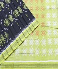 7444/933 F Sambalpuri Cotton Saree