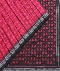 7444/777 F Sambalpuri Cotton Saree
