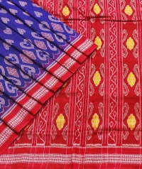 PANPATRI Sambalpuri Cotton Saree