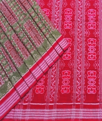 7444/1143 Sambalpuri Cotton Saree