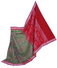 7444/1143 Sambalpuri Cotton Saree