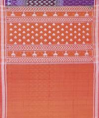 7444/977 F sambalpuri  cotton saree
